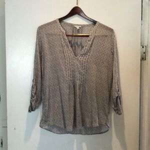 Soft Joie Printed Blouse
